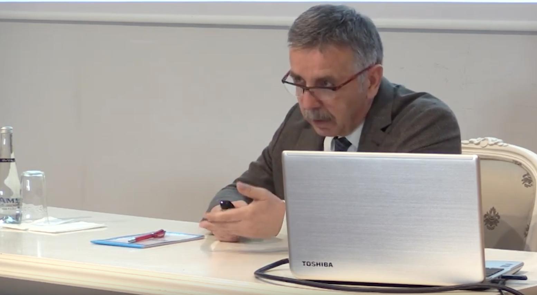 Prof. Dr. Erol Göka – Türk'ün Göçebe Ruhu Konferansı