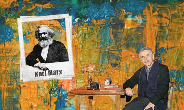 Marx ile yolculuğum
