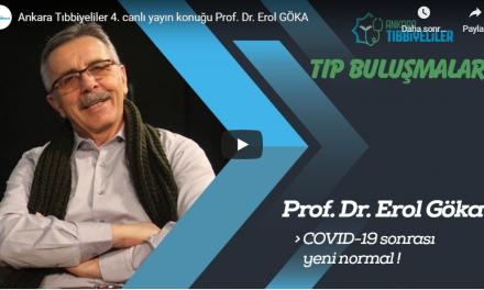 Tıp buluşmaları / COVİD-19 sonrası yeni normal